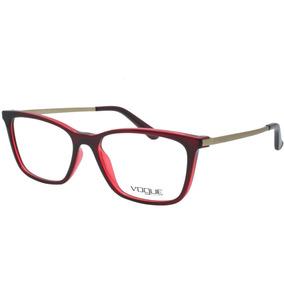 Oculos Grau Feminino Retangular Vogue - Óculos no Mercado Livre Brasil 2908ecd9c3