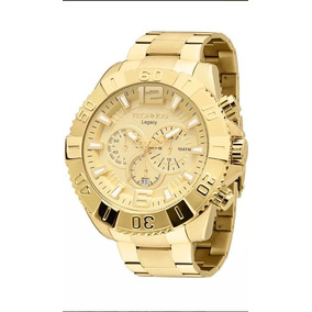 27c8ab5629c Relogio Technos Legacy Serie Ouro - Relógios no Mercado Livre Brasil