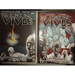 Os Mortos Vivos 1 A 16 Completa Image Hqm Editora 2006