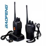 Kit 4 Radios Comunicador Comunicação Até 3km Super Barato