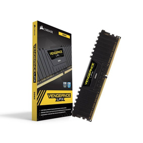Memoria Desktop Gamer Ddr4 Corsair Cmk8gx4m1a2400c16 8gb 24