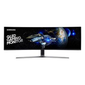 Monitor Samsung Qled Curvo Gaming 49 Ultra Wide - Lc49hg90