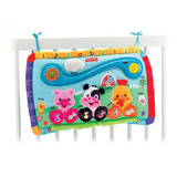 Fisher Price Alfombra Piano Pataditas Musical Para Bebes