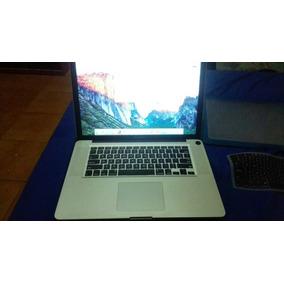 Macbook Pro 2011 Prcesador I7 De 15 Pulgada 8gb Memoria Ram