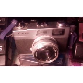 Lrbl. Famosa Camara Canon Canonet 28, 1971