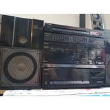 Componente De Audio Vintage Mitsubishi Da-u161