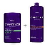 Essenza Cr.alisante Tioglicolato Forte 1 Kg + Neutralizante