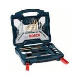 Juego Set Kit Mechas Puntas Bosch 50 Pzas En Caja Tecnofast