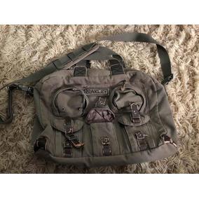 Mala   Bolsa Carteiro Oakley Estilo Militar 4878ac3cd21