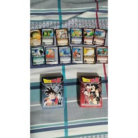 Decks Dragon Ball Z + Cartas Avulsas
