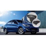 Consola Apoya Brazos Negro Hyundai Accent Rb 2011-2019