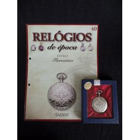 Coleção Relógios De Época - Número 40 - Florentino - Salvat