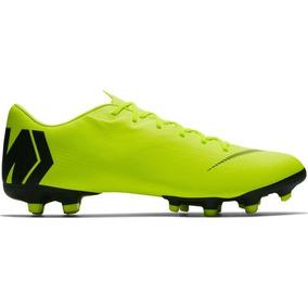 Chuteira Nike Mercurial Vapor Fg Preta - Chuteiras Nike de Campo ... a8e0b6b28040b
