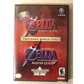 The Legend Of Zelda Ocarina Of Time Master Quest Gamecube