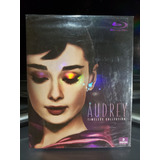 Blu-ray Coleção Audrey - Timeless Collection - 3 Discos