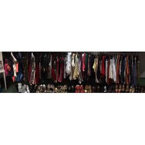 a712330d04c Doação Lote Roupas Semi Novas Usadas Bazar Brecho - Calçados