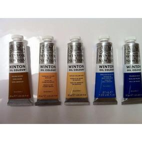 Oleos Winsor & Newton! 37ml