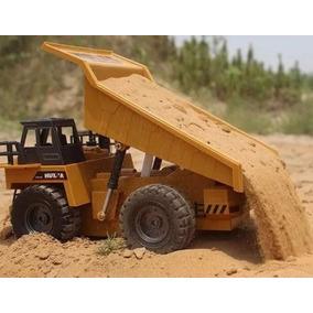 Caminhão Basculante 6 Canais Huina 1540 Linha Bruta
