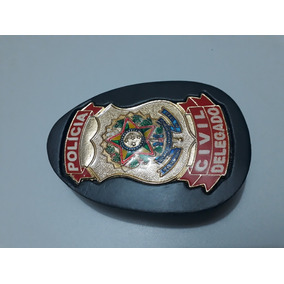 Distintivo Policia Civil