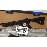 Rifle G&g Aeg Gc16 Predator Metal Black E Hunter Green Metal