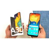Samsung Galaxy A30 Lançamento - 4gb Ram 64gb Armazenamento