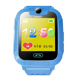 Smartwatch Instto Child Gps 2 Azul