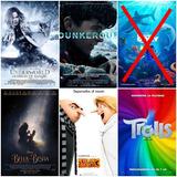 Afiches Posters De Cine Películas 1 M X 70 Cm Remate!