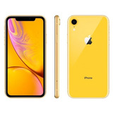 Iphone Xr Amarelo 128gb Anatel Lacrado Nota