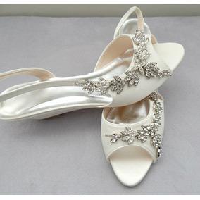 Zapatos De Abiertos De Novia