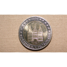 Moeda De Dois Euros Comemorativa Da Alemanha