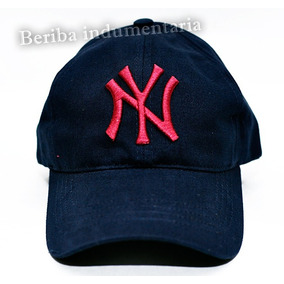 Gorras Ny New York Yankees Bordadas Ajustable Varios Modelos 195f04eba73