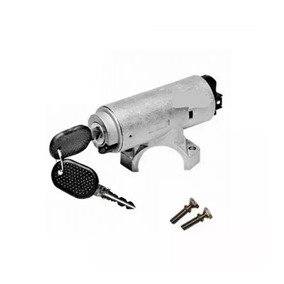 Trava Direção Cilindro Comutador Ignição Chave Fiat Uno 7408