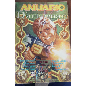 Anuario Dartagnan 10 Rocky 2 Editorial Columba