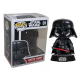 Funko Pop Darth Vader #01 Star Wars Figura Disney