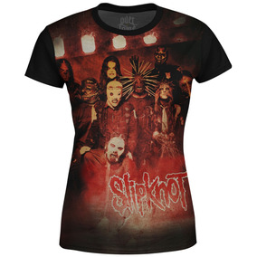 Camiseta Simbolo Slipknot - Camisetas e Blusas Manga Curta para ... eefc59f080272
