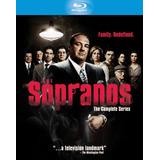 Blu-ray Familia Soprano / The Sopranos [ Serie Completa ]