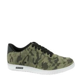 51dbe640bd Tenis Casual Urban Shoes Color Camuflaje Sintetico Zq724