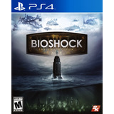 Bioshock The Collection Ps4 Digital Gcp