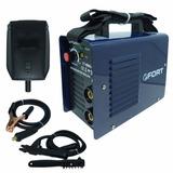 Máquina De Solda Tig Eletrodo 120a 127v Inversora + Máscara