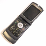 Motorola V3 Grafite Sem Microfone Original Desbloqueado