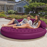 Sillon Inflable Colchon Sofa Cama Matrimonial Envio Grati Ng