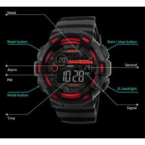 Relógio Skmei Esportivo Aventura Com Caixa