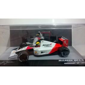 Mc Laren Mp4/6 F1 Ayrton Senna1991gp Germany Ixo 1/43