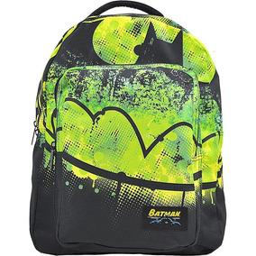 Mochila Costa Teen Grande Batman 8135 Original Xeryus