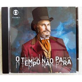 Cd Novela O Tempo Não Pára Vol. 2 / Edição Trilhas & Afins