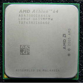 Processador Amd Am2 Athlon 64 - 3500+ 2.20ghz C/ Garantia