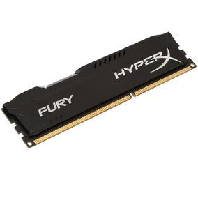 Memoria Kingston Hyperx 8gb Ddr3 1600 Mhz Cl10 No Ecc