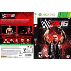 Wwe 2k16 Xbox 360 - Mídia Digital