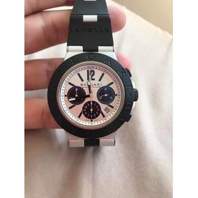 Relógio Bvlgari Diagono Aluminium