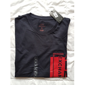 Playera Armani Exchange. Nueva Y Original. Talla Xl